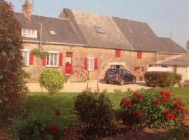 Millbank Chambre D'Hote, Gorron (рядом с городом Saint-Siméon)
