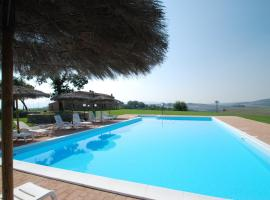 Villa Magistrato, Ponte d'Arbia (Serravalle yakınında)