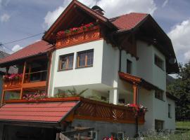 Haus Gartnerkofelblick, Kirchbach