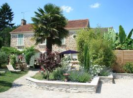 Chambres d'Hôtes Le Petit Nailly, Magny-les-Hameaux
