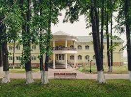Hotel-Zapovednik Lesnoye