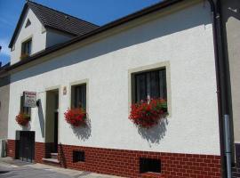 Pension Begonie, České Budějovice (Rudolfov yakınında)