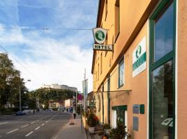 Hotel Via Roma, Salzburg (Nonntal yakınında)