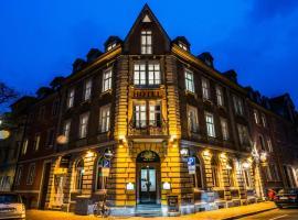 Hotel Scheffelhof, Constance