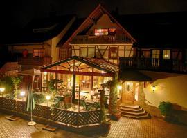 """Inn Landgasthof """"Zur Gemütlichkeit"""", Mömbris (Krombach yakınında)"""