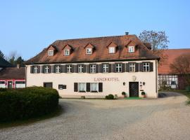Landhotel Schloss Buttenheim, Buttenheim