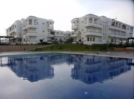 Appartement Bahia Golf Beach, Bouznika