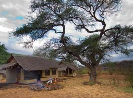 Kitani Safari Lodge, Tsavo West National Park