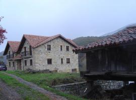 Apartamentos El Cueto, Prioro (рядом с городом Puente-Almuhey)