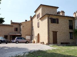Agriturismo Sant'Antonio, Montegridolfo (Berdekatan Montecchio)