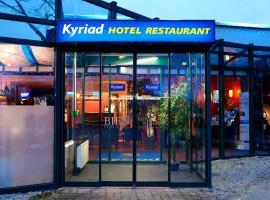 Kyriad Reims Est - Parc Expositions, Реймс (рядом с городом Тесси)