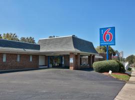 Motel 6 Tallahassee - Downtown, Tallahassee