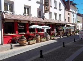 L'Etoile d'Or, Бурбонн-ле-Бен (рядом с городом Melay)