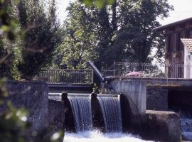 Le Moulin d'eclaron, Éclaron (рядом с городом La Grange-au-Rupt)