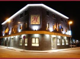 Hotel Sant Celoni, Сан Селони (рядом с городом La Batlloria)