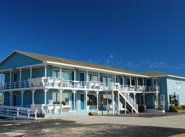 Fin 'N Feather Waterside Inn by Kees Vacations, Nags Head