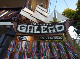 Pousada Galeão Itacaré