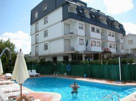 Hotel Piñeiro, А-Лансада