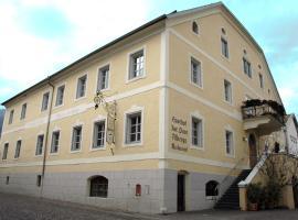 Hotel zur Post, Glorenza
