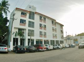 Hotel Club Náutico El Dorado, San Patricio Melaque