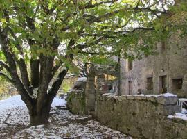 Danse L'Ombre, Curel (рядом с городом Châteauneuf-Miravail)