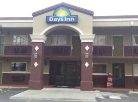 Days Inn by Wyndham Hot Springs