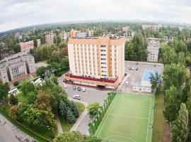 Druzhba Hotel, Krivoy Rog