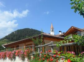 La Fagitana, Faedo (San Michele all'Adige yakınında)