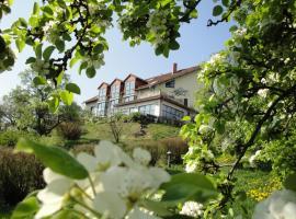Landhotel Burgenblick, Erfurt (Molsdorf yakınında)