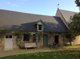 Studio des Perriots, Englesqueville-la-Percée (рядом с городом Saint-Pierre-du-Mont)