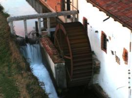 Il Vecchio Mulino Di Bairo, Bairo (Rivarolo Canavese yakınında)