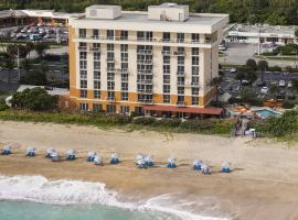 Courtyard by Marriott Hutchinson Island Oceanside/Jensen Beach, Jensen Beach