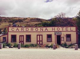 Cardrona Hotel, Cardrona