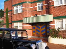 Apartments Down Town, Burnie