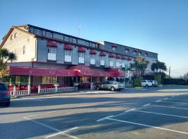 Hotel Restaurante America, Oca (Curantes yakınında)