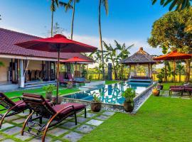 Villa Kaba Kaba Resort, Табанан (рядом с городом Бувит)