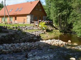 Kaugu Veski Holiday Home, Kaugu (Ähijärve yakınında)