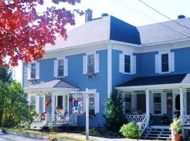 A La Cornemuse B&B, North Hatley