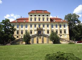 Zamek Cerveny Hradek, Jirkov