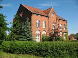 Ferienwohnung Barbarossa, Bad Frankenhausen (Hachelbich yakınında)
