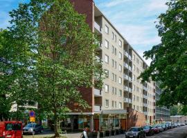 Forenom Apartments Helsinki Kamppi, Helsinki