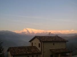 Al Canto del Gallo, Marsia (Venarotta yakınında)