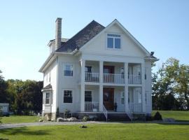 A La Gallarie, Niagara on the Lake (Queenston yakınında)