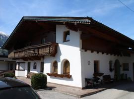 Ferienwohnung Peter, Hart im Zillertal (Finsing yakınında)