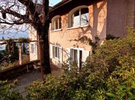 Casa Monttruc, Lugano (Dicht bij Collina d'Oro)