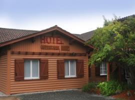 Hotel La Cabane, Belin-Beliet (рядом с городом Salles)