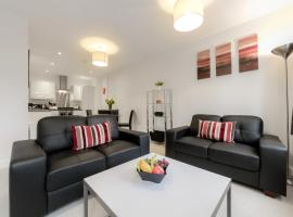 Roomspace Serviced Apartments - Nouvelle House, Sutton