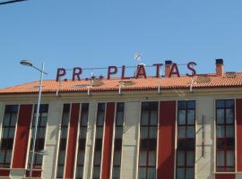 Pensión Residencial Platas, O Pedrouzo (A Rúa yakınında)