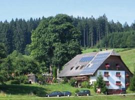 Ferienhof Gerda, Sankt Georgen im Schwarzwald (Hagzinken yakınında)