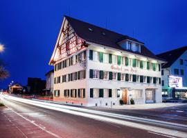 Gasthof zum Hecht, Fehraltorf (Wermatswil yakınında)